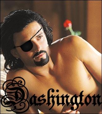Duke Dashington