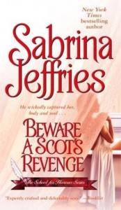 Beware a Scot\'s Revenge